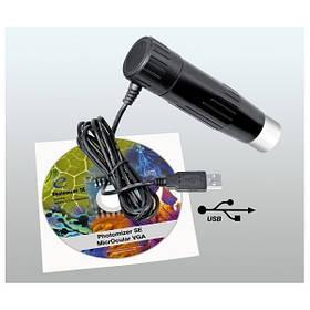 Аксессуары Bresser PC окуляр VGA 640x480, для микроскопов