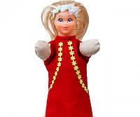"Кукла-варежка ""Принцесса"" (пластизоль, ткань) В073 / 1"