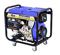 Дизельный генератор Werk WPGD 6500E3