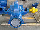 Насос Д 630-125, Д630-125 горизонтальный для воды , фото 2
