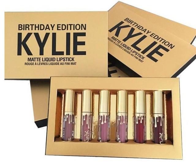 Косметика Kylie