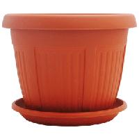 Цветочный горшок «Николь» (Алеана) 22х17, фото 1