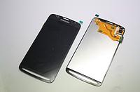 Оригинальный дисплей (модуль) + тачскрин (сенсор) для Samsung Galaxy S4 Active i9295 (серый цвет)
