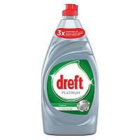Средство для мытья посуды Dreft Platinum 625 мл