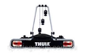 Багажник Thule EuroRide  943 для перевозки велосипедов на фаркопе автомобиля