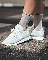 "ОРИГИНАЛ! Кроссовки Reebok Classic Leather FBT Suede ""White/Rose Gold"""