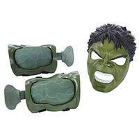 Набор Супергерои Халк маска и мускулы Avengers Hulk Role Play Set