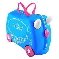 Детский чемодан дорожный Trunki Bluebell TRU-0259 Польша