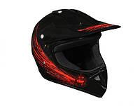 Мотоциклетный шлем Cross r.S-XXL + балаклава