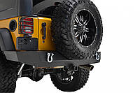 Задний бампер силовой тюнинг Jeep Wrangler JK R8 ALASKA