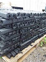 Уголь из брикетов пини-кей