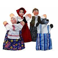 """Домашний кукольный театр """"Красная шапочка"""" В069 / В160"""
