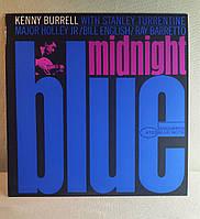 CD диск Kenny Burrell - Midnight Blue
