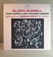 CD диск Kenny Burrell with Coleman Hawkins - Bluesey Burrell