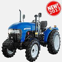Трактор Jinma JMT 3244H (24л.с., 3 цилиндра, 4х4, гидроусилитель руля)