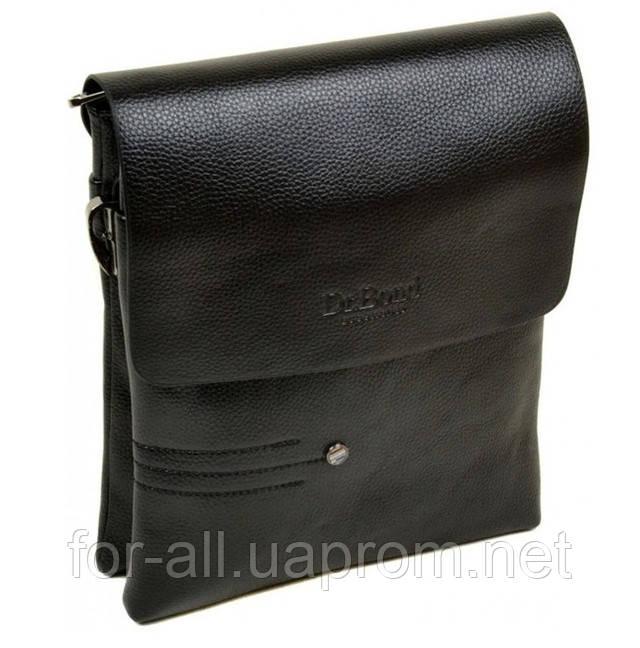 Мужская сумка планшетка Dr. Bond 88392-3 black