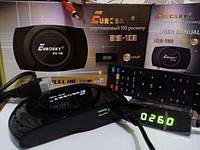 HD спутниковый тюнер Eurosky ES-108 HD