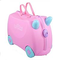 Детский чемодан дорожный Trunki Bluebell TRU-0167 Польша