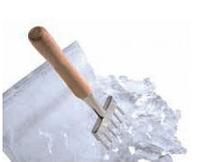 Измельчитель для льда ручной с 6 зубцами, 6,5x2см, Н23см APS 93194