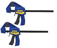 Мини-струбцины Irwin Quick Grip 300 мм, 2 шт.
