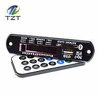 Mp3 модуль з bluetooth, FM радіо, USB, SD, с микрофоном встроенным, hand free