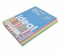 Бумага цветная набор  А4 80 г/м 250л  idea! 50х5 Pastell Colour MIX
