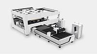 Станок для лазерной резки с сменным столом и автоматической загрузкой серии E-A
