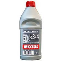 Тормозная жидкость DOT 3 & 4 12X1L