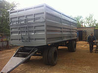 Переоборудование грузовых прицепов в зерновозы