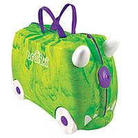 Детский чемодан дорожный Trunki Bluebell TRU-R066 Польша