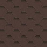 Битумная черепица Aquaizol Мозаика 320х1000 мм Горный Каньон