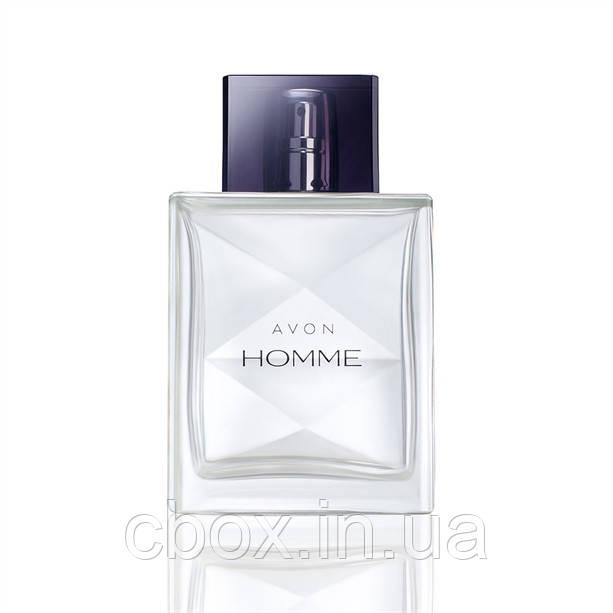 Туалетная вода мужская Avon Homme, Avon, Эйвон Хом, Эйвон, 70287, 75 мл