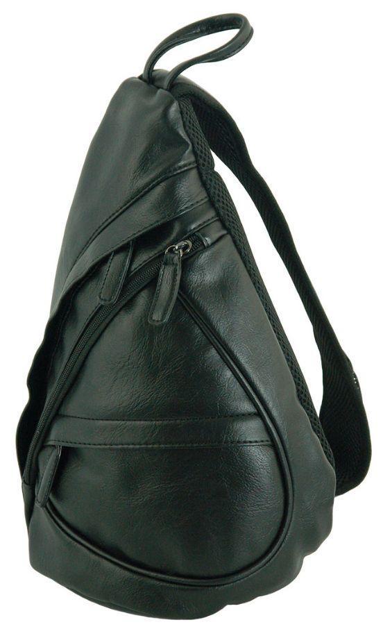 Сумка-рюкзак Traum 7172-40 чорний 9л