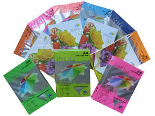 """Цветная бумага """"Spectra color"""" А4, 75 г/м2"""