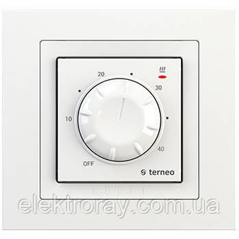 Терморегулятор для теплого пола terneo rtp unic белый, фото 2