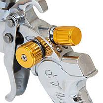 Краскораспылитель Sigma HVLP Ø0.8мм с в/б (пласт) (6812012), фото 2