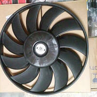 Вентилятор радиатора Opel Vectra C, Valeo, 1341365