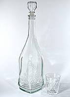 Набор для вина Графин 1л+6 стаканов 100мл 07с1311