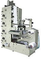 Узкорулонные флексографические печатные машины вертикального построения