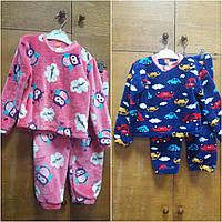 Махровые детские пижамки