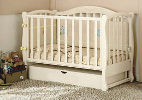 Классические детские кроватки