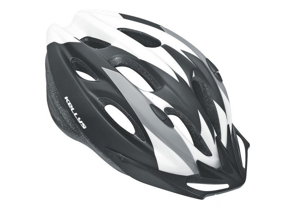 Шлем KLS Blaze белый / черный АКЦИЯ -35% - АГРО-СТОР «AGRONOMOS.COM.UA» в Киеве
