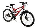 Горный велосипед Azimut Rock 26 GD, фото 5