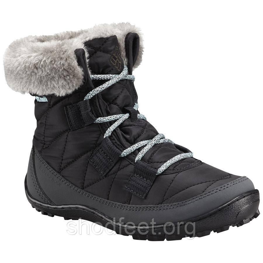 Жіночі черевики Columbia Youth Minx Shorty Omni-Heat Waterproof 25 ° F / -32 ° C BY1334-010