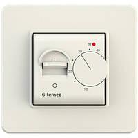 Терморегулятор для теплого пола terneo mex слоновая кость