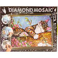 Наб для творчості Алмазний живопис DIAMOND MOSAIC великий -/10 (ДТ)