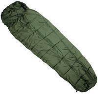 Спальный мешок с чехлом MilTec Commando Olive 14102001, фото 1