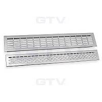 Решітка GTV вентиляційна алюміній 480x80