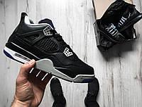 "Кроссовки Nike Air Jordan IV 4 ""Game Royal"""