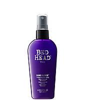Бальзам-спрей нейтрализующий желтизну светлых волос Tigi Bed Head Dumb Blonde Toning Protection Spray 125 мл